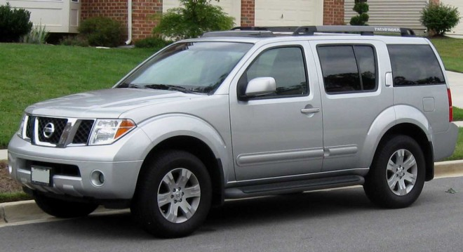 Image provided by: http://en.wikipedia.org/wiki/Nissan_Pathfinder